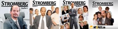 Stromberg - Staffeln 1 bis 4