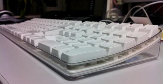 Mit dem Geschirrspüler gereinigt Apple Tastatur